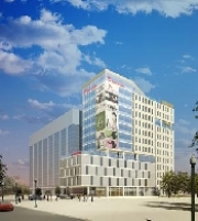 Hà Đô South Building: Cao ốc văn phòng cạnh sân bay Tân Sơn Nhất