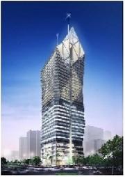 Diamond Flower Tower: Điểm nhấn khu Trung Hòa Nhân Chính