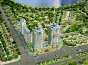 Tay Ho Residence: Căn hộ cao cấp cạnh Hồ Tây