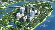Green Life Tower: Căn hộ cao cấp tại bán đảo Linh Đàm