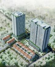 Khu phức hợp căn hộ và nhà ở thấp tầng  VC7 Housing Complex