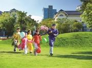 Biệt thự song lập vườn Dragon Parc