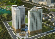 Khu căn hộ Tecco Đầm Sen Complex
