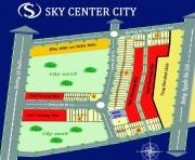 Đất nền Sky Center City Chơn Thành