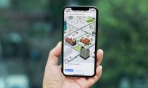 Bản đồ số giống Google Maps do người Việt phát triển