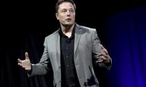 Elon Musk giàu thứ 5 thế giới