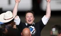 Một năm ngoạn mục của Elon Musk