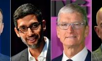 Bezos, Cook, Pichai và Zuckerberg có phải là những nhà đổi mới thực thụ?