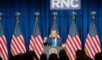 Ông Donald Trump cam kết sẽ tạo ra 10 triệu việc làm nếu tái đắc cử