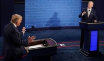 Bầu cử Mỹ 2020: 'Trận chiến' đầu tiên khai màn, hai đối thủ 'căng thẳng và khó chịu', chỉ trích nhau kịch liệt