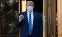 Donald Trump xuất viện
