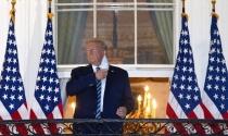 Donald Trump: 'Đừng sợ nCoV'
