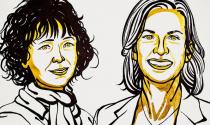 Nobel Hoá học thuộc về 2 'mẹ đẻ' của công nghệ chỉnh sửa gien
