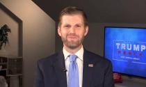 """Con trai tổng thống Mỹ: Cha tôi đã mất cả """"gia tài"""" để tranh cử"""