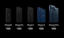 'Dải sản phẩm iPhone đang quá rối rắm'