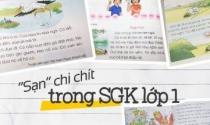 'Sạn' trong SGK Tiếng Việt 1: Hội đồng thẩm định ở đâu?