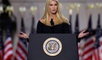 Ái nữ Ivanka kêu gọi thành công 13 triệu USD cho Tổng thống Trump