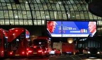 Thế giới 'không ngủ' vì bầu cử Mỹ