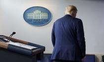 """Tổng thống Trump tuyên bố """"đã giành chiến thắng bầu cử"""""""