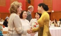 Phụ nữ góp phần đưa quan hệ Việt - Mỹ gần nhau hơn