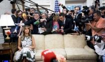 Bà Melania Trump sẽ giàu hơn nhờ viết sách sau khi rời Nhà Trắng