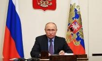 Tổng thống Putin quyết định nhân sự quan trọng