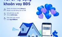 MB triển khai chương trình vay Topup tự động khoản vay bất động sản trên App MBBank