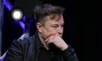 """Tài sản bốc hơi gần 14 tỉ USD, ông Elon Musk """"mất ngôi vương tỉ phú"""""""