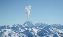 Google khai tử dự án phủ sóng Internet bằng khinh khí cầu