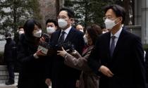 Người thừa kế Samsung không kháng cáo án tù