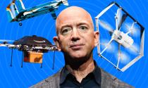 Bên trong suy nghĩ của Jeff Bezos