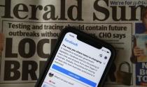 """Giảng viên truyền thông Úc: """"Quyết định mạnh tay khiến Facebook mất đi thiện cảm của dư luận"""""""