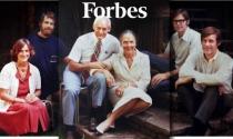 """Hé lộ khối tài sản """"khủng"""" của 5 gia tộc giàu nhất nước Mỹ"""