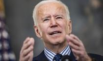 Tổng thống Biden chuẩn bị 'phủ sóng'
