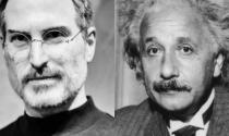 Steve Jobs và Albert Einstein cùng đồng ý rằng buộc phải làm một việc để sáng tạo và thành công
