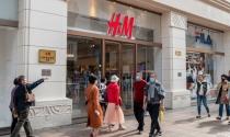 Các cửa hàng H&M biến mất khỏi bản đồ online Trung Quốc