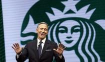 Hành trình khởi nghiệp trong nghèo khó của tỷ phú Howard Schultz