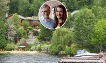 """""""Choáng"""" với danh mục bất động sản """"khổng lồ"""" của vợ chồng Bill Gates"""
