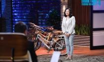 """Shark Phú """"Thương vụ bạc tỷ"""" tiết lộ lí do bất ngờ rót tiền tỷ cho nữ CEO Wiibike xinh đẹp"""