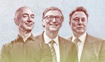 """Các tỷ phú thế giới không """"rải"""" tiền nhờ người khác làm từ thiện hộ mà cho đi một cách có chiến lược"""