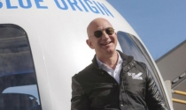 Jeff Bezos sắp có chuyến du lịch vũ trụ đầu tiên
