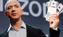 Jeff Bezos nói gì khi tài sản tăng vọt và là người giàu nhất thế giới?