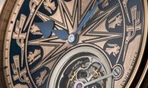 Đồng hồ hoạ tiết Trống đồng giá 3 tỷ được chế tạo như thế nào