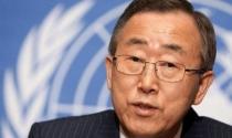 Ông Ban Ki-moon tái đắc cử Tổng thư ký Liên hiệp quốc
