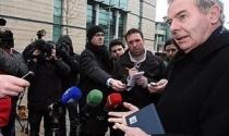 Tỷ phú giàu nhất Ireland Quinn tuyên bố phá sản