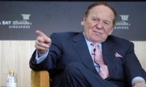 """Chủ tịch Las Vegas Sands: """"Tôi không kiếm tiền của người nghèo"""""""