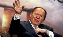 """Tỷ phú cờ bạc Sheldon Adelson: Kiếm """"núi tiền"""" nhờ Obama nhưng """"chống"""" Obama"""
