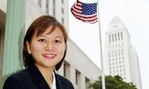 Một phụ nữ Việt được bổ nhiệm chức vụ thẩm phán Liên Bang Mỹ