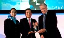 """CEO ANA nhận """"Giải thưởng lãnh đạo điều hành"""""""