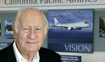 "Ted Vallas, 91 tuổi vẫn rất ""máu"" kinh doanh"